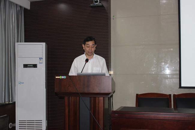 中国工程院刘旭副院长、方智远院士、万建民院士来所调研
